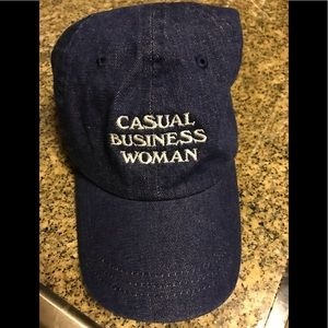 NWOT The Wing Casual Business Woman hat
